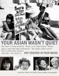 """Your Asian Wasn't Quiet"": Black, Brown, Yellow Alliances in America"