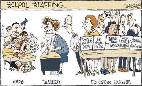 Teaching to the Test: The Middle Class, Teachers and School Reform ...