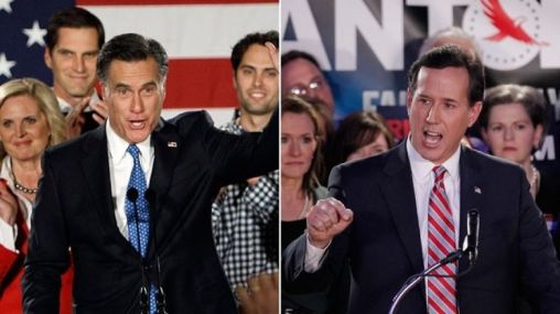 santorum-and-romney