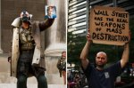 Occupy Wall Street and The Dark Knight Rises