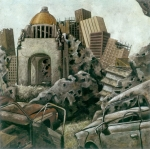 Revolución petrificada (1996) by Antonio Luquín