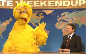 big bird on snl