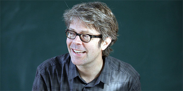 Oprah lover Johnny Franzen