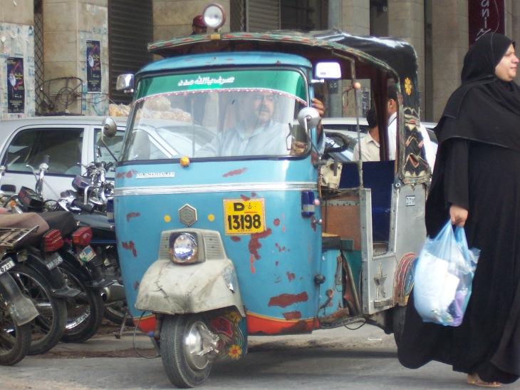 pakistan rickshaw 1