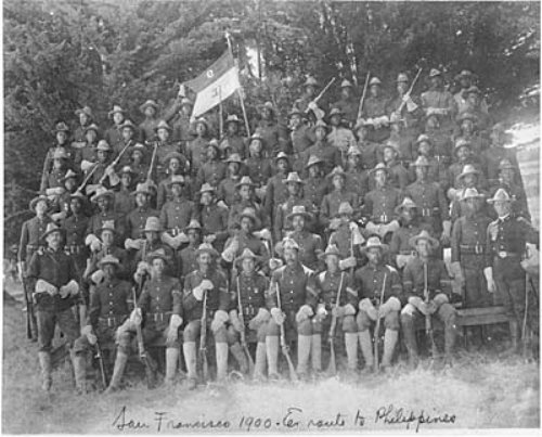 1900-Black-Troop-E-9th-Cav-before-shipping-out-to-the-philippines