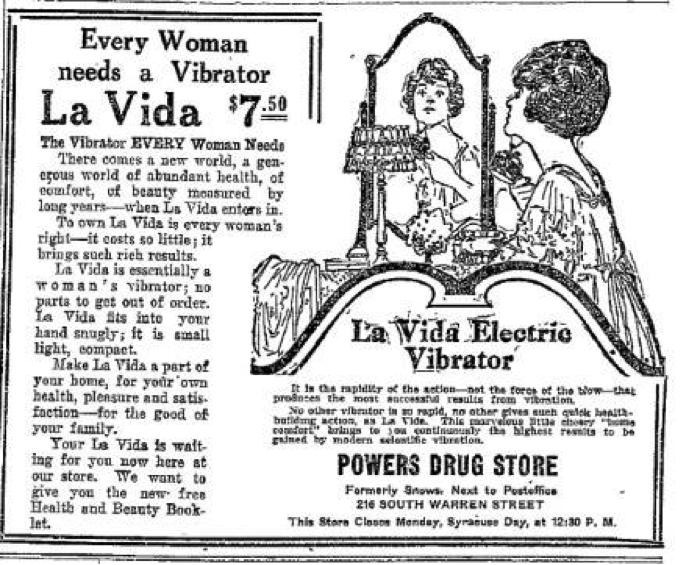 la vida vibrator