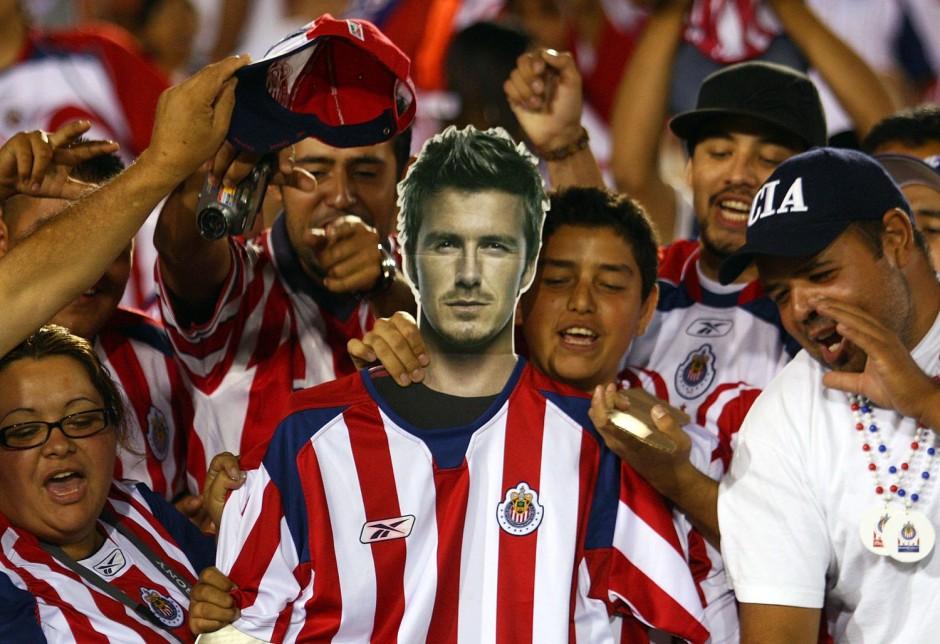 CD Chivas de Guadalajara v Los Angeles Galaxy