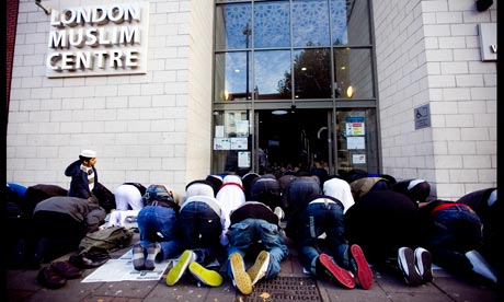 White Chapel Mosque, East London