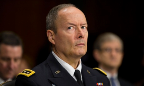 General Keith Alexander, whose Big Ass Ears are, metaphorically, the largest in human history