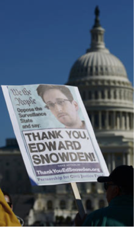 thank you edward snowden