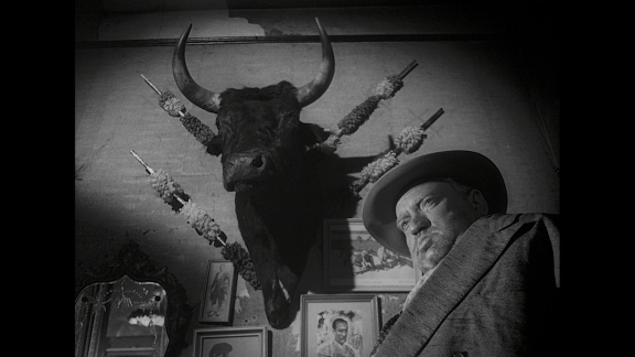Touch of Evil bull screengrab