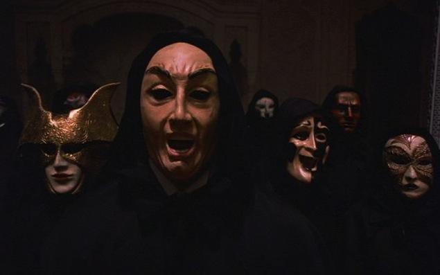 eyes wide shut masks