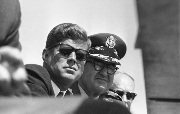 JFK and general