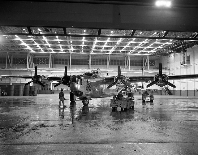 Willow Run Bomber Plant