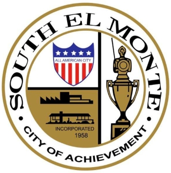South El Monte city seal high resolution