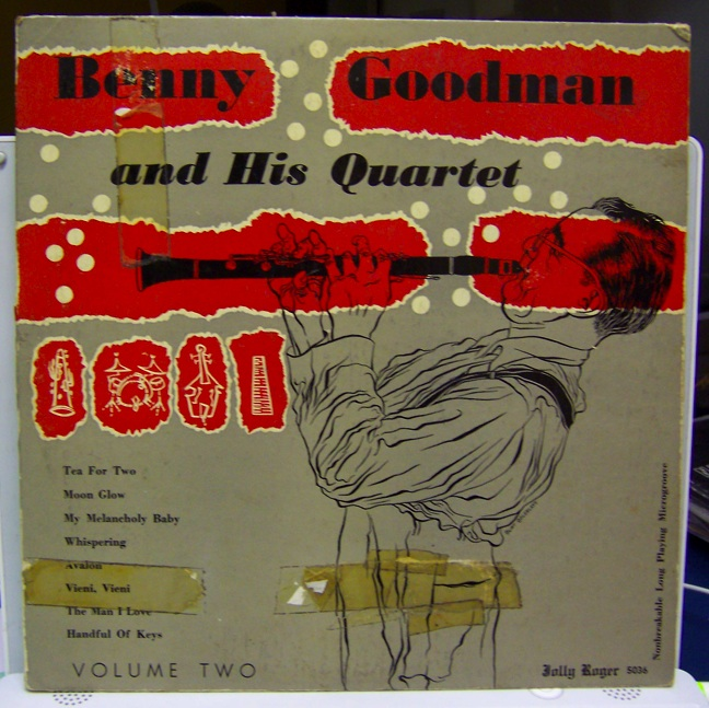 Benny Goodman & His Quartet - JR
