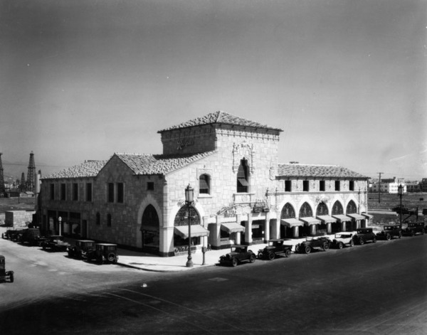 00044352_ Wilshire and Hauser Blvd. in 1928-thumb-600x471-47521