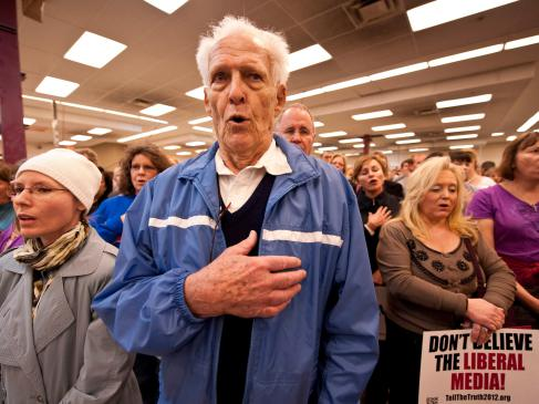 angry white old republicans