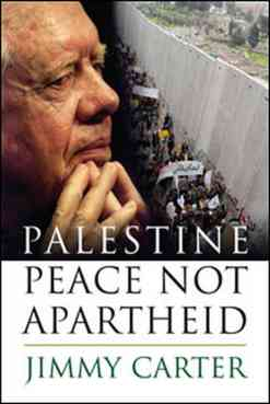 carter peace not apartheid