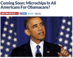 obamacare microchips