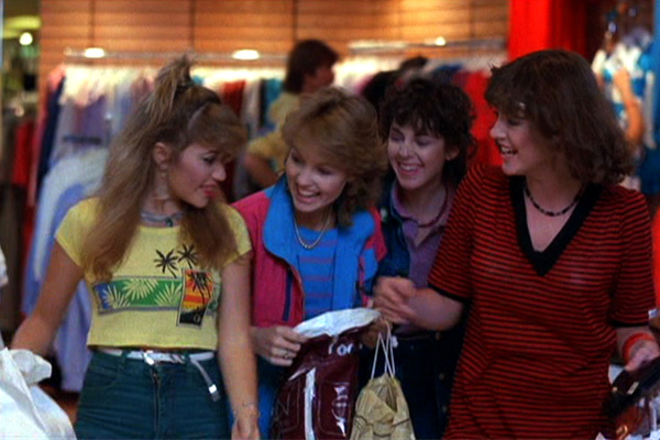 Minorities are largely absent in 'Valley Girls'