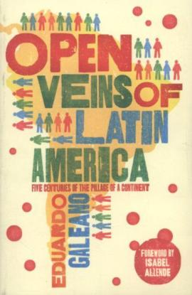 galeano open veins of latin america cover