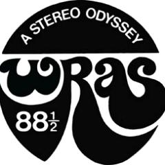 WRAS stereo odyssey logo