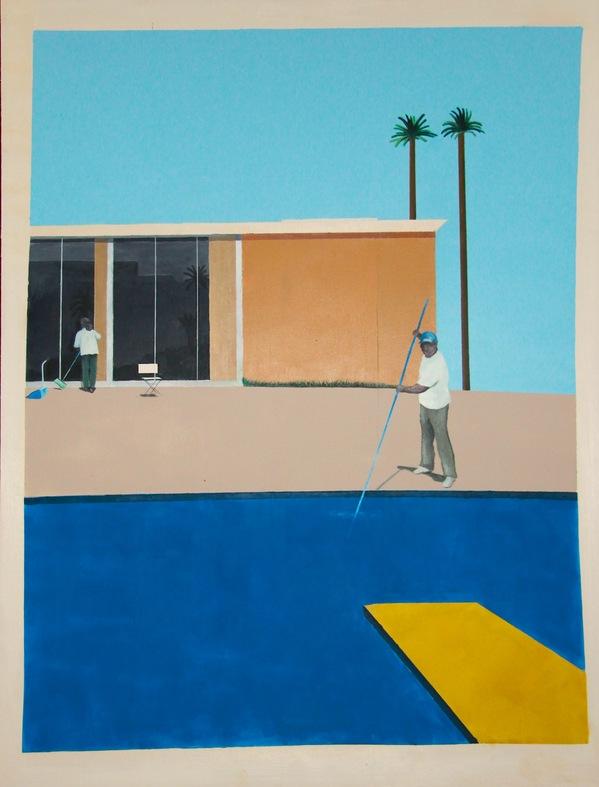 ''No Splash'' by Ramiro Gomez