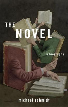 the novel a biography schmidt cover