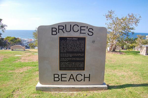 Bruce's Beach