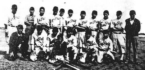 San Pedro Skippers, ca. 1930 | pennsylvasia/Flickr
