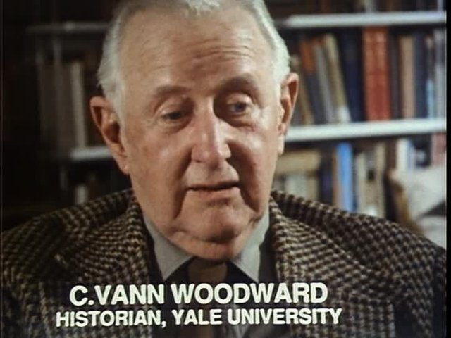 vann woodward thesis