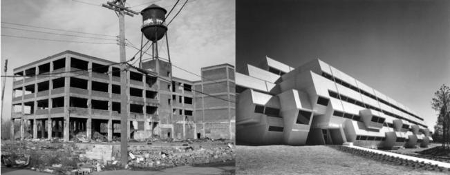 industrial vs postindustrial