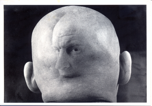 Caricature of Rodchenko