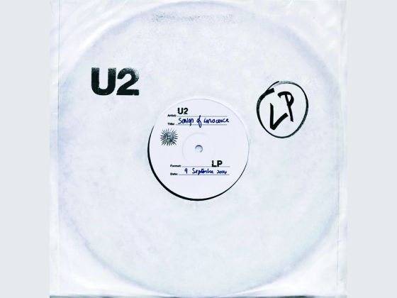 U2 songs of innocence album cover 2
