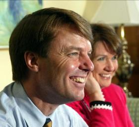 John and Elizabeth Edwards