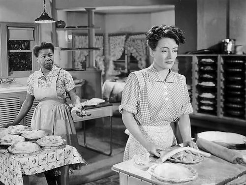 The beginning of the Mildred Pierce food empire