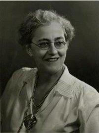 Social power broker Eleanor Dulles
