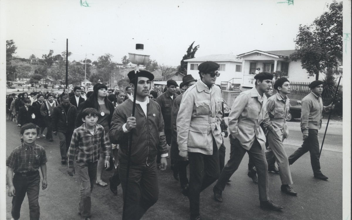 ¡La Lucha Continua! Gloria Arellanes and the Making of a Chicano Movement in El Monte and Beyond