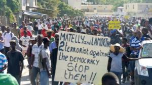 haiti march 1