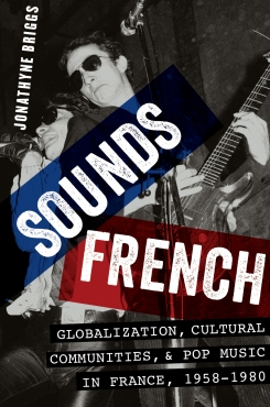 Sounds French book cover Jonathyne Briggs