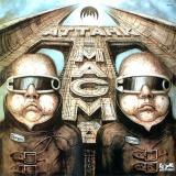 magma attahk album cover
