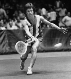 Billie Jean King, 1978 | Herald-Examiner Collection, Los Angeles Public Library