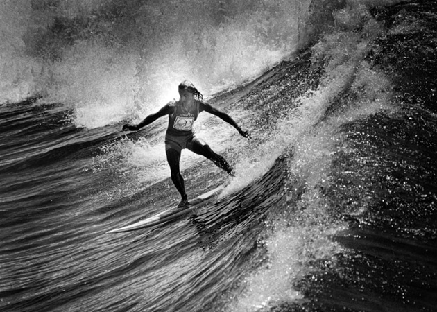 """45004c1cadaa """"I like surfing because I feel like the true me. I think that surfing can  show off to people that you can actually do something"""