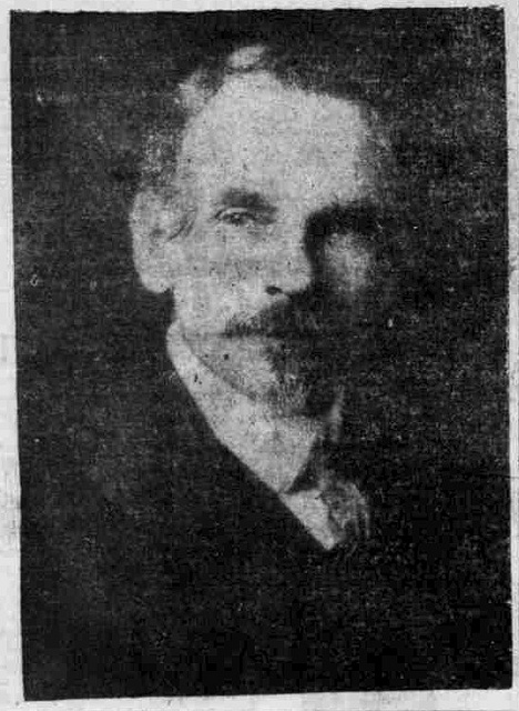 Alexander Hume Ford, circa 1921
