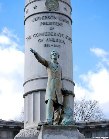 jefferson davis statue UT austin controversy