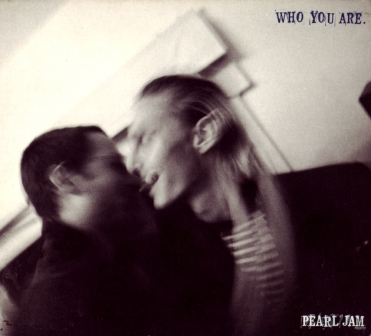 who you are cover