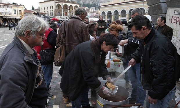 greece soup kitchen