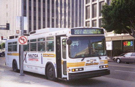 Late 90s Metro Bus | Photo: Ian Fuller/Flickr/Creative Commons