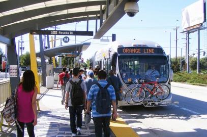 Metro Orange Line BRT | Photo: Dan Reed/Flickr/Creative Commons
